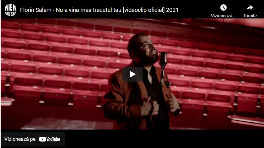 Florin Salam – Nu e vina mea trecutul tau [videoclip oficial] 2021